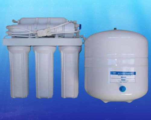 Under Counter Reverse Osmosis System